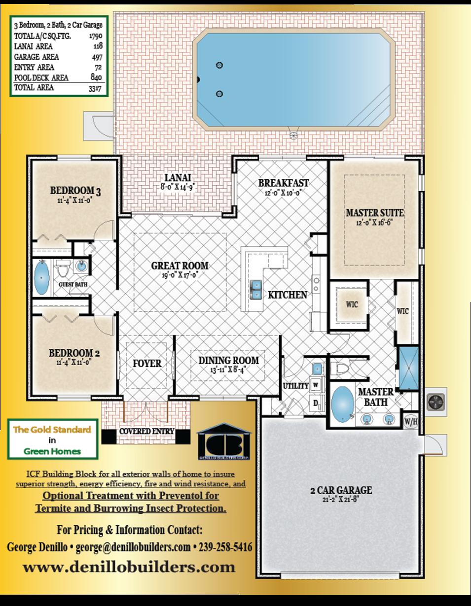 Palermo Floorplan