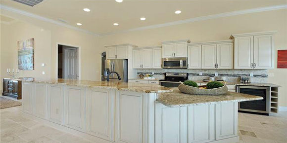 Texas Decor Rearranging The Tops Of My Kitchen Cabinets: Tuscany By Denillo Builders