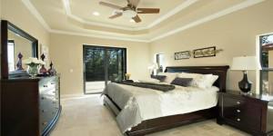 Corsica Bedroom